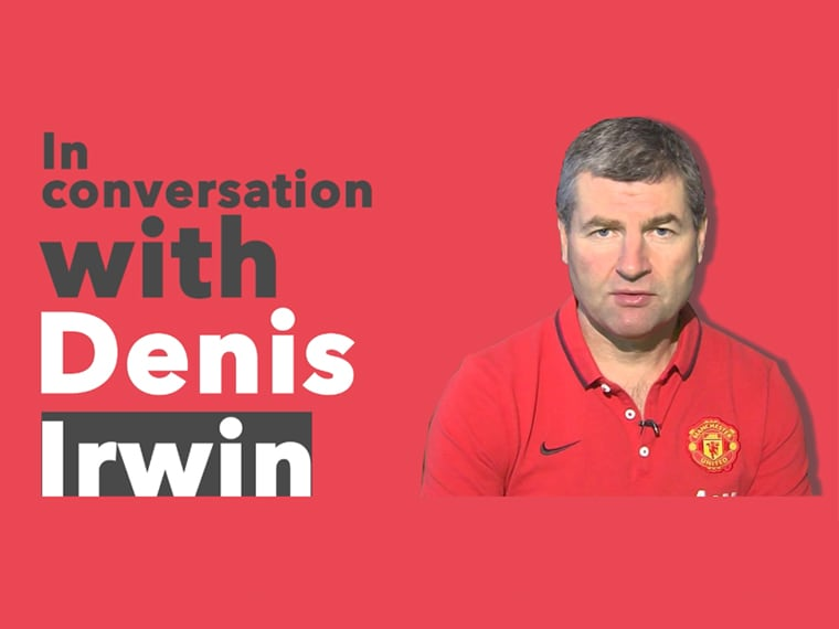 Watch: Former Manchester United star Denis Irwin on winning the 'treble', Sir Alex's 'Hairdryer' treatment and Jose Mourinho