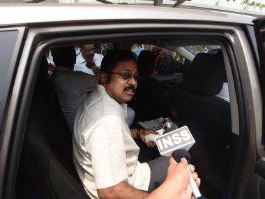 LIVE updates: TTV Dhinakaran launches new party called Amma Makkal Munetra Kazhagam with Jayalalithaa's face on flag