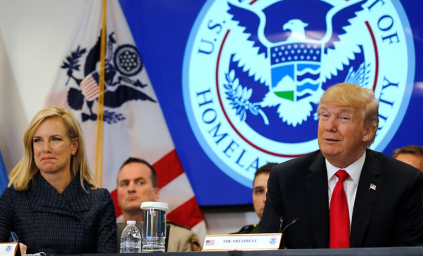 Handpicked by Trump, Nielsen heads the DHS which is at the heart of the H4 EAD roulette/ REUTERS