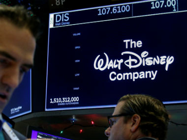 Walt Disney. Reuters.