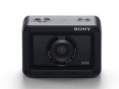 Sony unveils the RX0 waterproof action camera for Rs 64,990 and SEL18135 lens for Rs 49,990 in India
