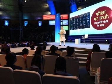 Narendra Modi's 'Pariksha Par Charcha' earned top marks from India's students, writes Prakash Javadekar