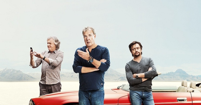 Promotional still for The Grand Tour season 2
