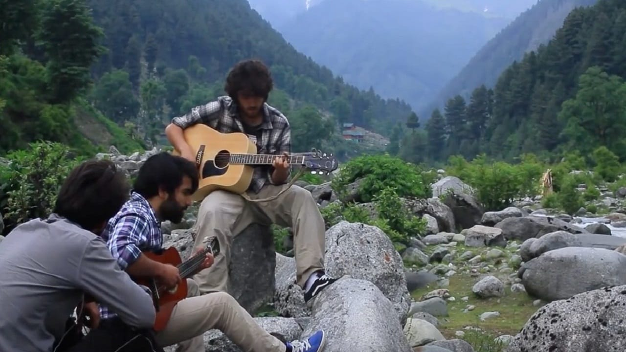 A still from In The Shade of Fallen Chinar. YouTube