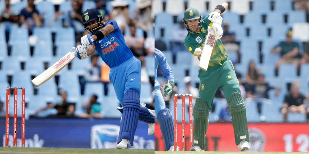 Highlights India Vs South Africa 2018 5th ODI At Port
