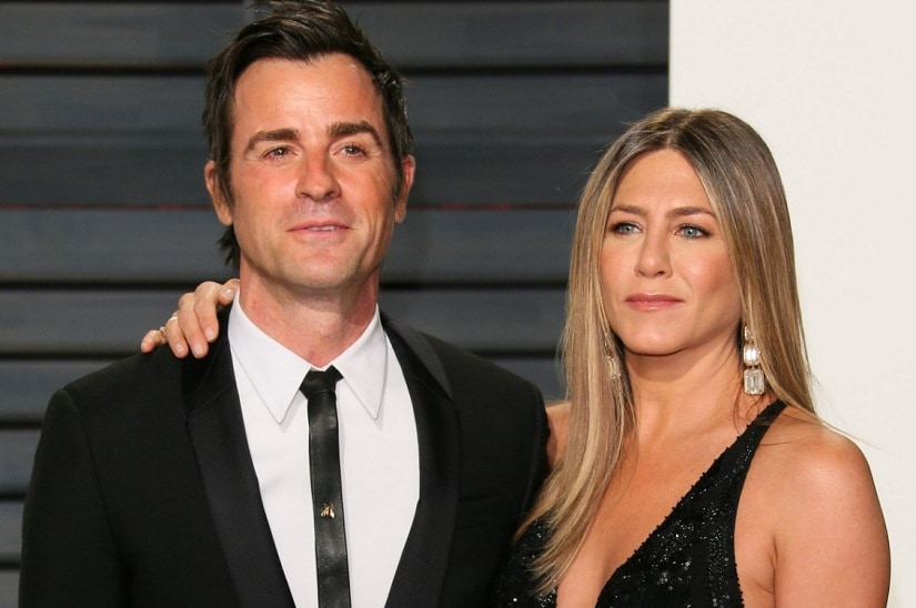 Jennifer Aniston, Justin Theroux may not have been legally married; marriage license reportedly missing