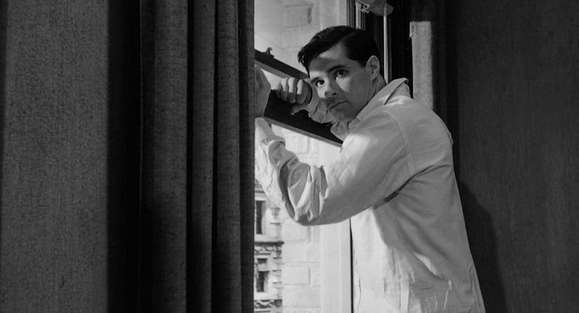 John Gavin. Image from Twitter/@BCDreyer