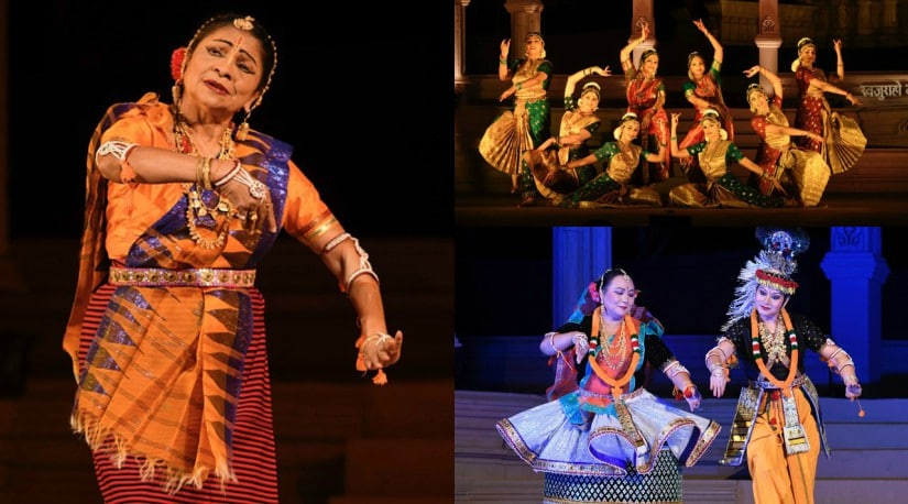 Glimpses from the 2018 edition of the Khajuraho Dance Festival