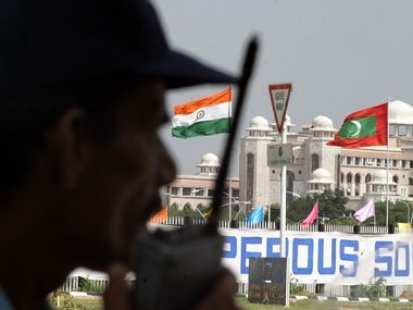 Wanted to send envoys here first, says Maldives; New Delhi claims Male didnt do enough