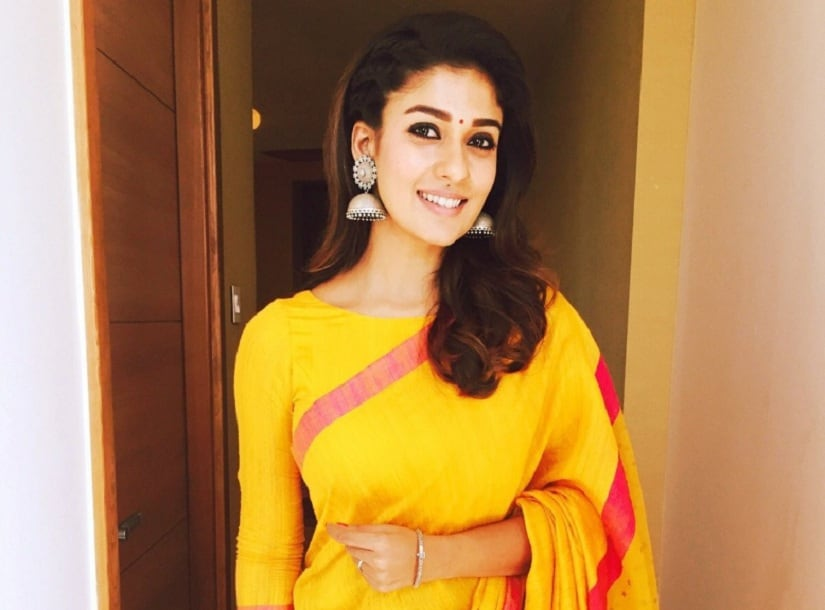 Nayanthara Hd Images 25 Cute Pictures: Viswasam: Nayanthara Confirmed To Star Opposite Ajith In