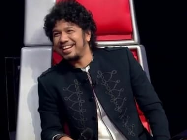 Papon quits The Voice India Kids amid allegations of kissing a minor