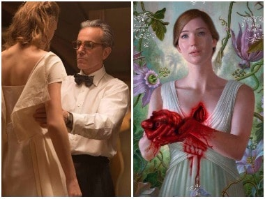 In Phantom Thread and mother!, the story of an artist and his muse unravel in vastly different ways