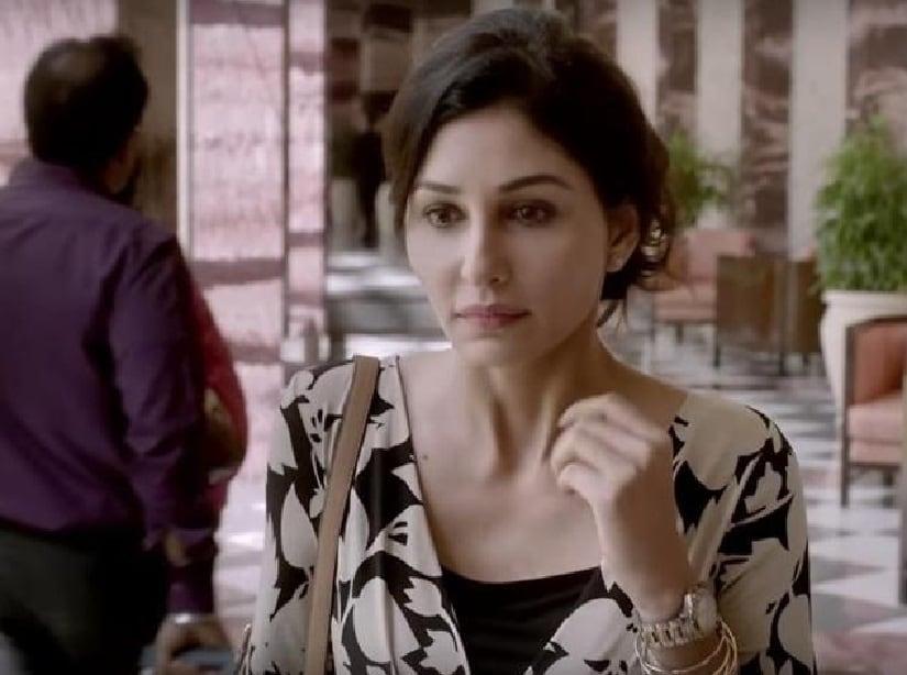 Pooja Chopra. Image from Twitter/@htshowbiz