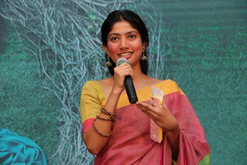 Sai Pallavi may share screen space with Vikrams son Dhruv in Sekhar Kammula's romantic entertainer