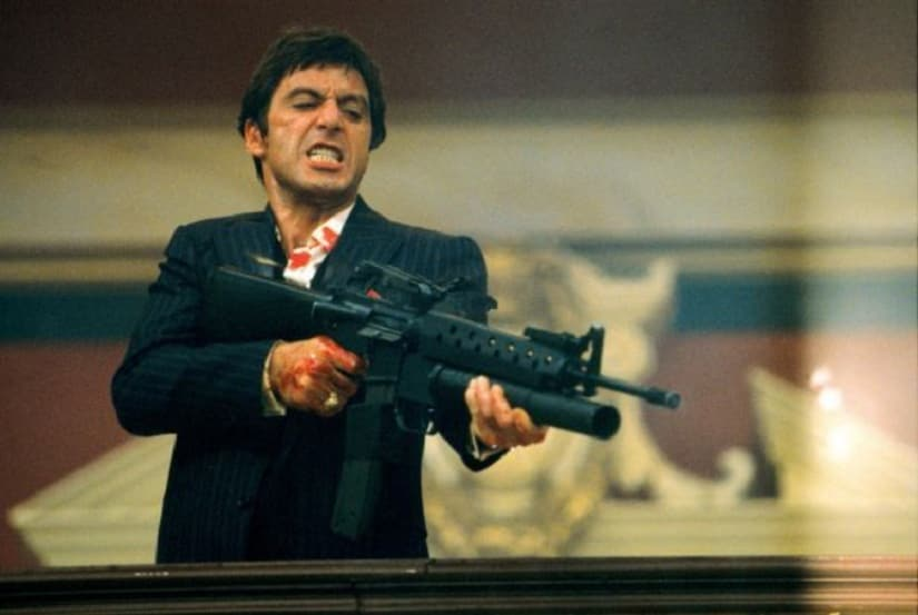 Scarface. Image from Twitter