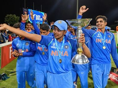 ICC U-19 World Cup 2018: Prithvi Shaw says his journey from Mumbai's Virar to Mount Maunganui was difficult