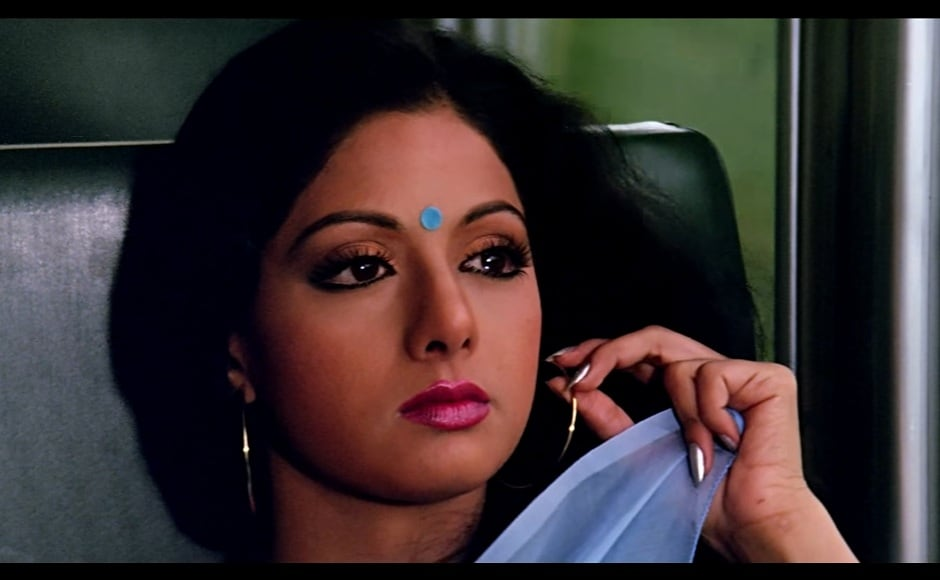 Legendary actress Sridevi delivered a blockbuster with the 1989 romantic drama, Chandni.