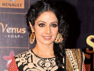 On Sridevi's 55th birth anniversary, 18-foot mural painting of actress to be made in Mumbai