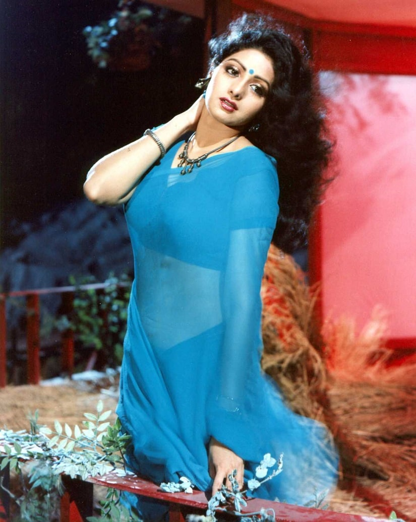 Sridevi, the style icon: Glamorous, quirky, demure, outré — there was no look the actress couldnt carry off