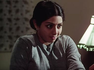 In her South Indian films, Sridevi often out-performed veteran male co-stars like Rajinikanth, Kamal Haasan