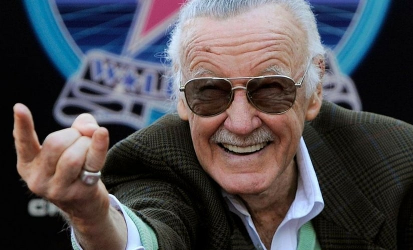 Stan Lee/Image from Twitter.
