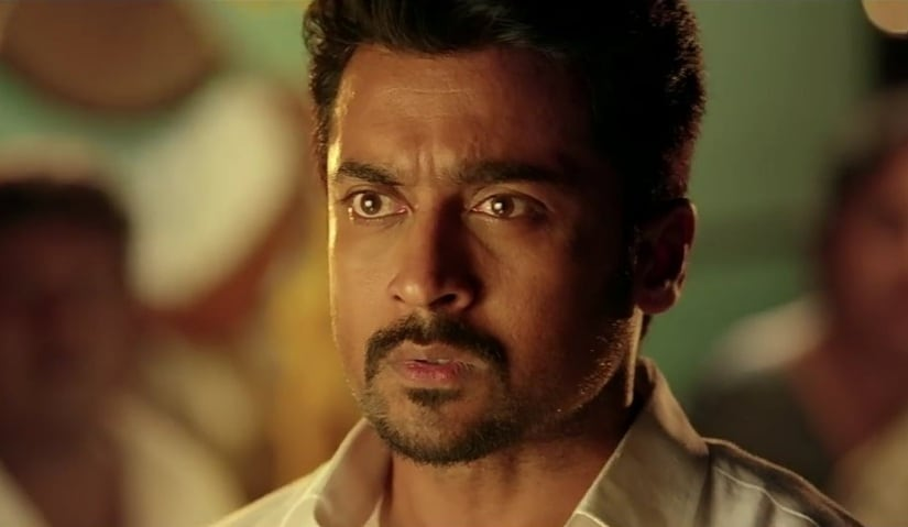 Suriyas Thaanaa Serndha Kootam reflects Tamil cinemas fear of letting purely negative characters lead a film