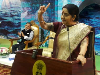 Saudi Arabia's Al Janadria cultural festival: Sushma Swaraj to inaugurate event today, India 'guest of honour' for 2-week-long event