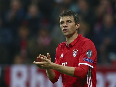 Germanys Russia World Cup debacle serves as huge motivation, says Bayern Munich striker Thomas Mueller