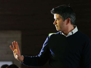 Former Uber CEO Travis Kalanick to start investment fund called 10100; to focus on India, China