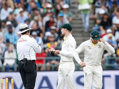 South Africa vs Australia: Visitors' skipper Steve Smith, Cameron Bancroft admit to ball-tampering during 3rd Test