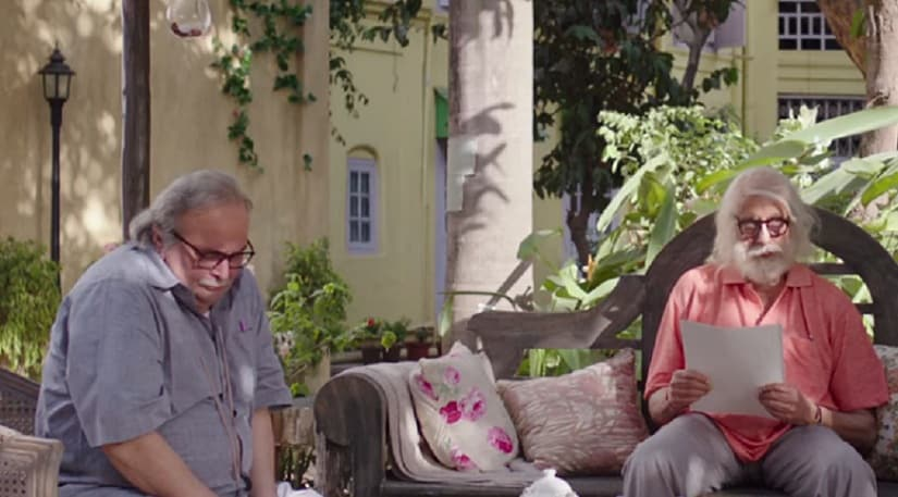 Not Out Trailer: Amitabh Bachchan, Rishi Kapoor's chemistry will leave you spellbound