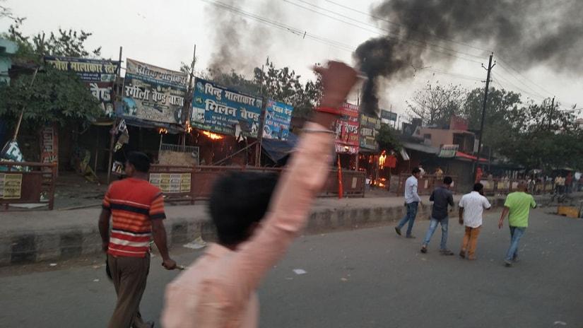 Aurangabad's mob violence unfolded in a manner similar to how the riot broke out in Kasganj, Uttar Pradesh, in January. Image courtesy Ganesh Prasad.