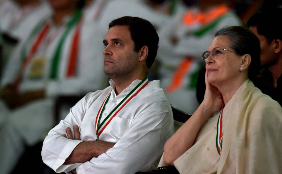 At the 84th plenary of the Congress held on Saturday, its president Rahul Gandhi's first since his elevation to the top slot, focused on workers as part of the leader's bid to strengthen the grand old party 'organisationally'. PTI