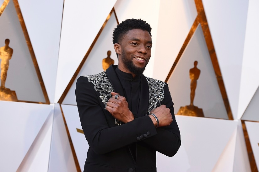 Black Panther Chadwick Boseman to reunite with Avengers: Infinity War directors Russo Brothers for 17 Bridges