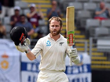 New Zealand vs England: Kane Williamson's record 18th Test ton helps Kiwis build huge lead on rain-truncated Day 2