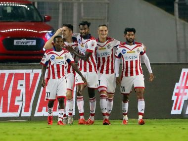 ISL 2017-18: ATK avoid embarrassment of last-place finish with victory over NorthEast United