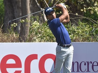 classy 4-under-68 makes him best-placed Indian on Day 1