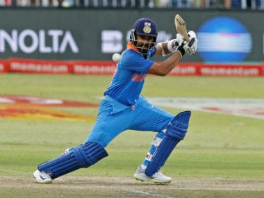 India batsman Ajinkya Rahane says he's against on-field sledging; compares it to 'car honking'