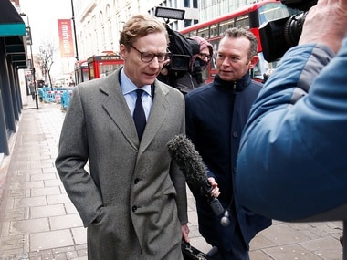 Suspended Cambridge Analytica CEO confirms that campaign by consultancy firm did influence the US elections