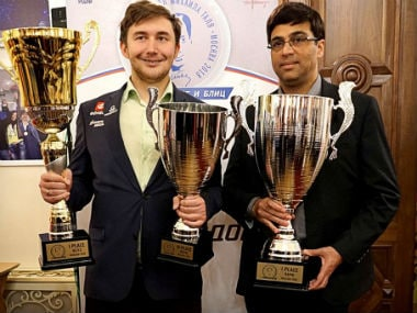 Tal Memorial Chess Day 4: Sergey Karjakin clinches Blitz championship; Viswanathan Anand finishes 9th