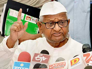Anna Hazare's health deteriorates as hunger strike enters sixth day, government still silent on demands