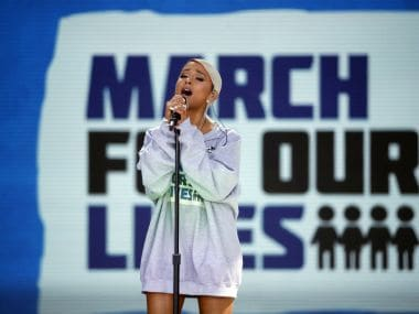 Paul McCartney, George Clooney, Ariana Grande among celebrities at March For Our Lives in Washington rally