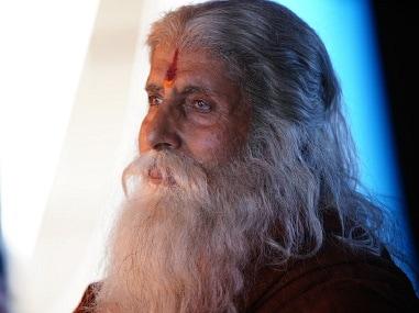 Amitabh Bachchan shares intense first look of his character in Chiranjeevi's Sye Raa Narasimha Reddy