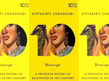 Bioscope: A Frivolous History of Bollywood takes a nostalgic look at Hindi cinema's music, iconic pairs