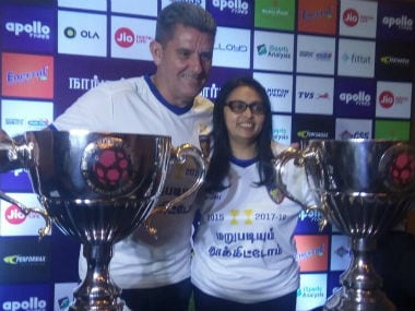 ISL 2017-18: Chennaiyin FC extend head coach John Gregorys contract by year after title win