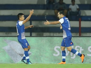 Highlights, ISL 2018 Semi-final 2nd leg, Bengaluru FC vs FC Pune City: Sunil Chhetri's hat-trick powers hosts to final