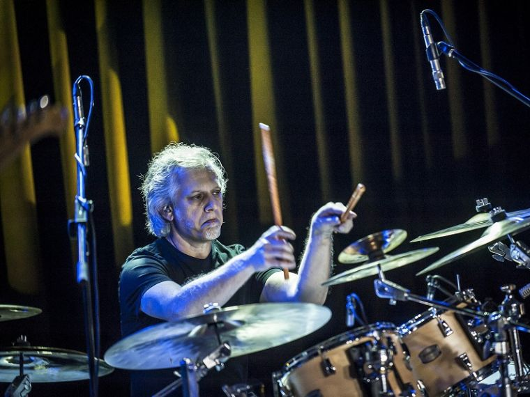 Dave Weckl on the art of drumming, experimenting with different genres, and Damien Chazelle's Whiplash