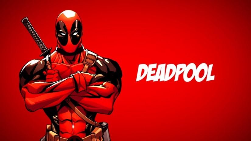 Deadpool. Image via Twitter