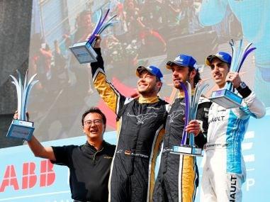 Formula E: Jean-Eric Vergne stretches lead with victory at Punta del Este ePrix; Lucas di Grassi finishes 2nd