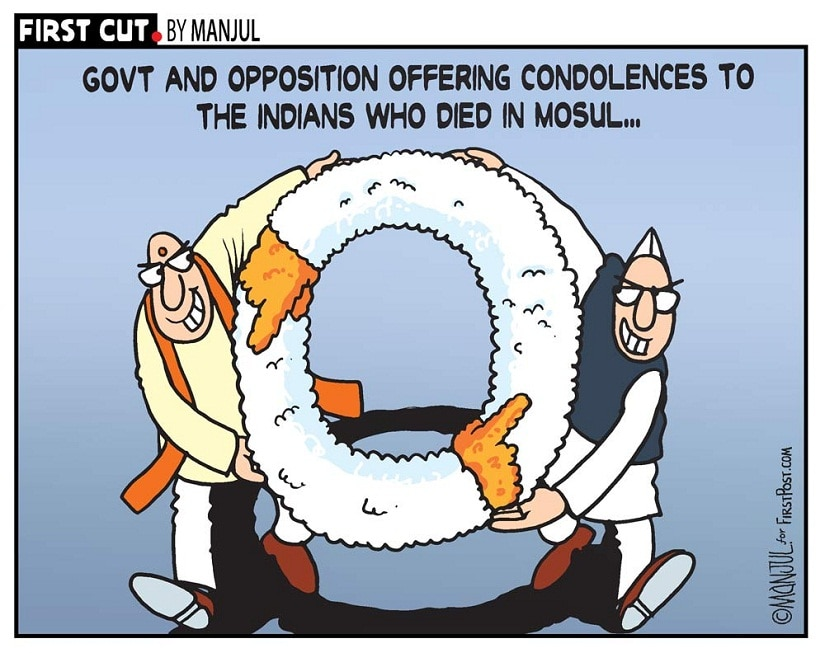Families of 39 Indians killed in Mosul feel betrayed by BJP govt